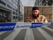 Terreurverdachte Brussel spoelde explosieven door