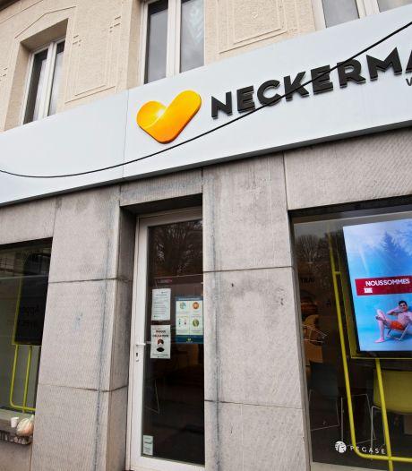 """Neckermann demande à être protégé contre ses créanciers: """"Les clients n'ont pas de souci à se faire"""""""
