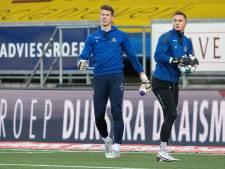 Helmond Sport geeft reservedoelmannen de kans in resterende wedstrijden: 'Hun stinkende best gedaan'