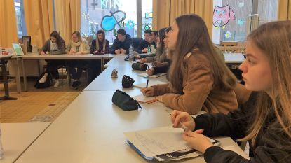 GO! Atheneum Herzele zet leerlingen STW en HW aan tot dromen, durven en doen
