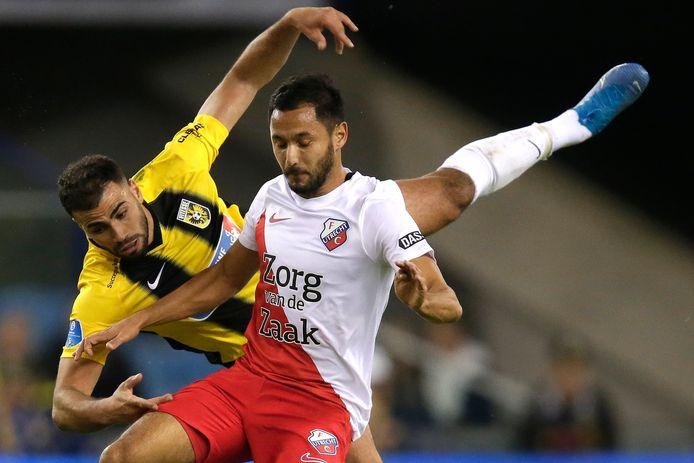 Vitesse en FC Utrecht staan allebei in de kwartfinales van het bekertoernooi.