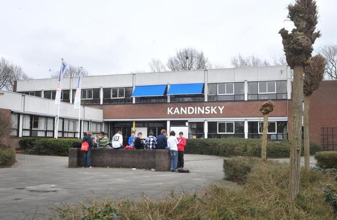 De Molenhoekse vestiging van Kandinsky tijdens de middagpauze. (archieffoto)