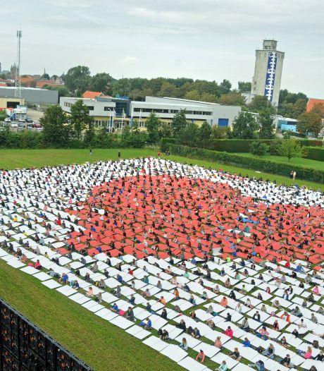 Tweeduizend scholieren richten zich tot wereldleiders: 'Wie weet komt het laatste zetje wel uit Zierikzee'