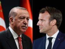 """La Turquie """"répliquera fermement"""" à la dissolution des Loups Gris en France"""