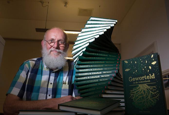 Eddy Geurtsen, schrijver van het boek Geworteld in de Achterhoek.