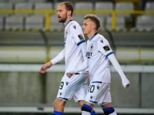Dost en Lang helpen Club Brugge aan zege in derby met Cercle