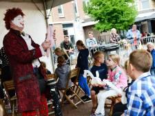 Borne viert de zomer met muziek, straattheater en spel