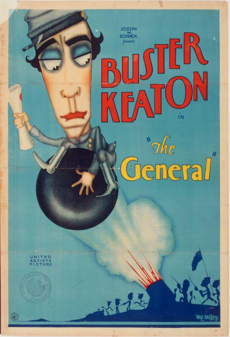 The General, 1927. Beeld EYE film museum