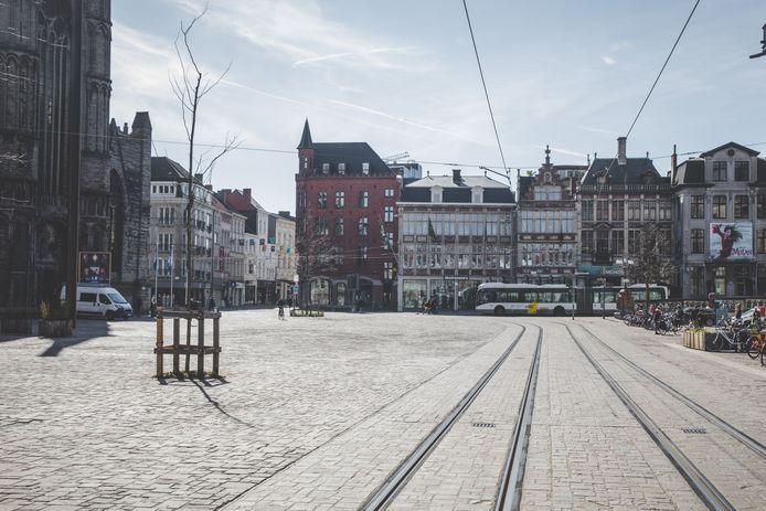 In Gent gaan de maatregelen woensdag om middernacht in.