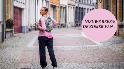 """NIEUWE REEKS: De zomer van leerkracht Janneke (33): """"Ik ga meteen naar een naaktstrand als de zon schijnt"""""""