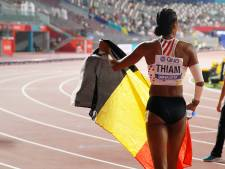 Un bilan historique pour les Belges aux mondiaux d'athlétisme