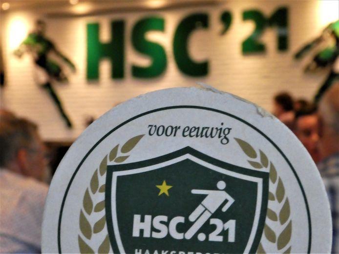 HSC'21 viert dit jaar het 100-jarig bestaan.