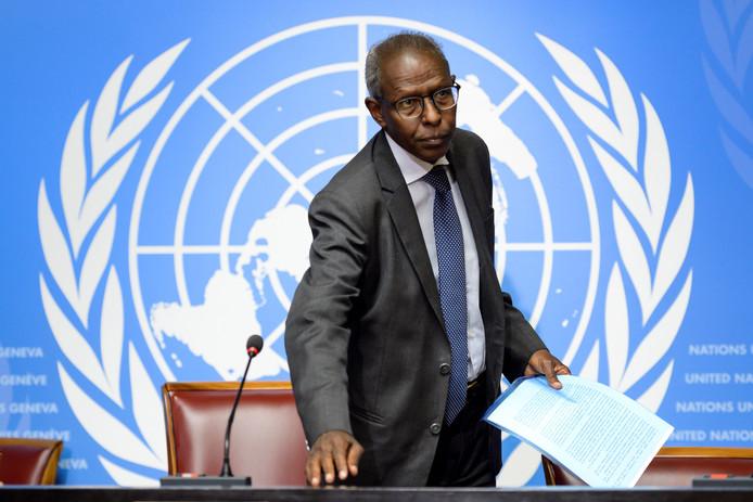 De komst van een toppoliticus uit Eritrea naar Nederland leidt tot onrust in politiek Den Haag.