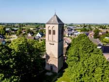 Oude Toren van Puiflijk ondergaat langverwachte restauratie