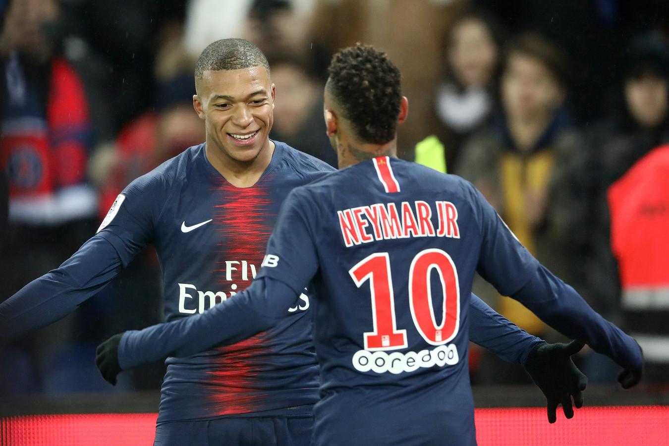 Pour son coach, Kylian Mbappé n'a que le PSG en tête en ce moment.