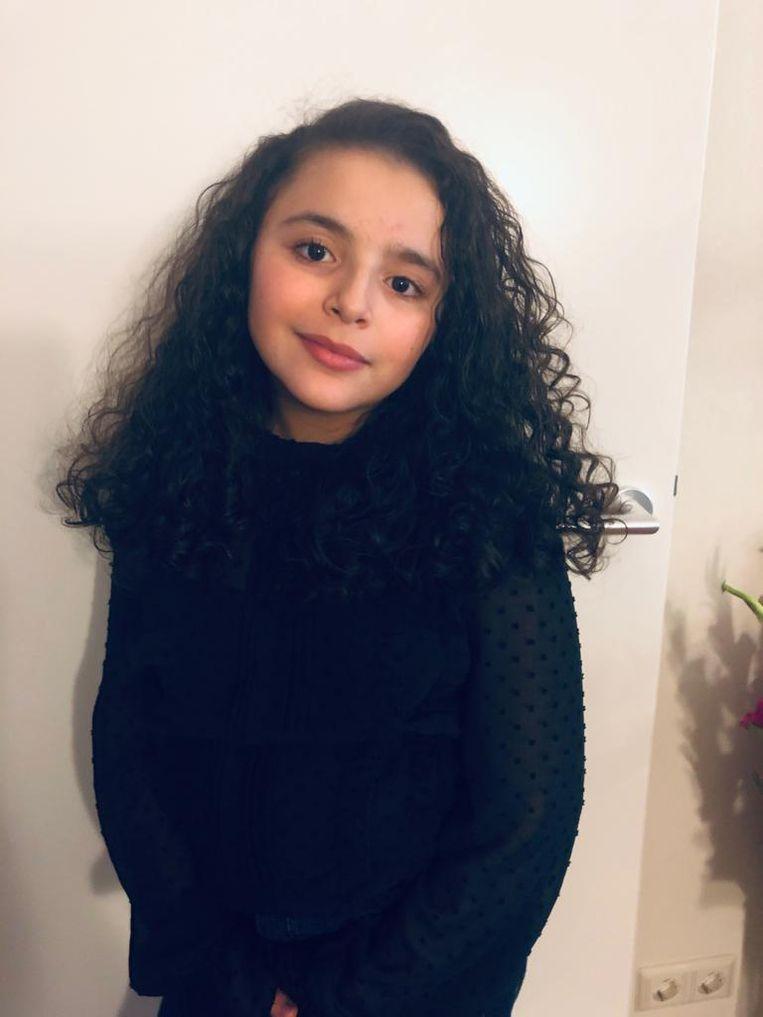 Noor el Khayari Beeld selfie