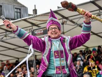 """Prins carnaval Yvan en Carnavalist Tot In De Kist roepen op: """"Hang vlag, carnavalsaffiche of een ander carnavalstribuut buiten voor Kamiel"""""""