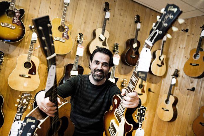 Kenneth Huigens, de vierde generatie van Huigens Music.