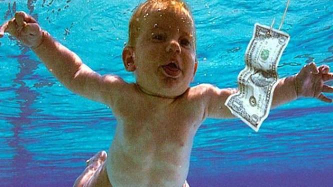 """Le bébé de """"Nevermind"""", 25 ans plus tard"""