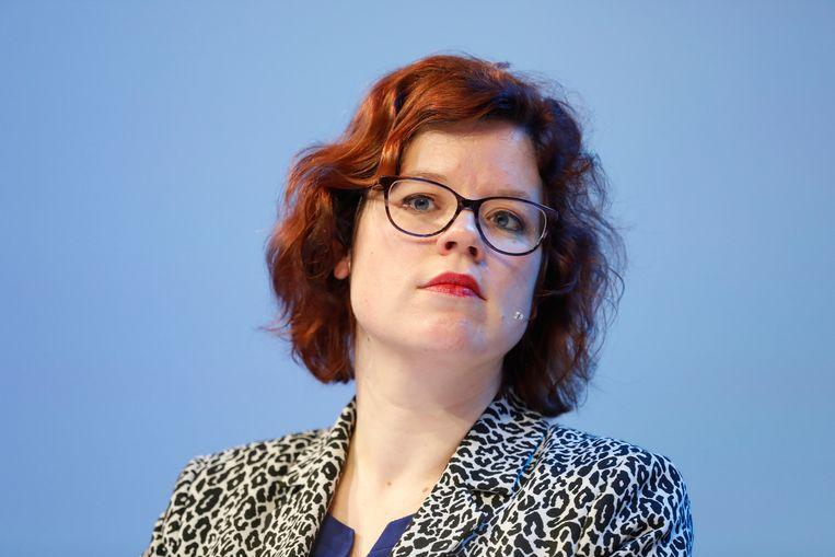Wethouder Linda Voortman van Utrecht: