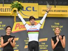 Tijdritkoning Dumoulin sluit Tour dolgelukkig af