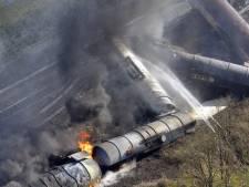 Dode bij treinongeluk België