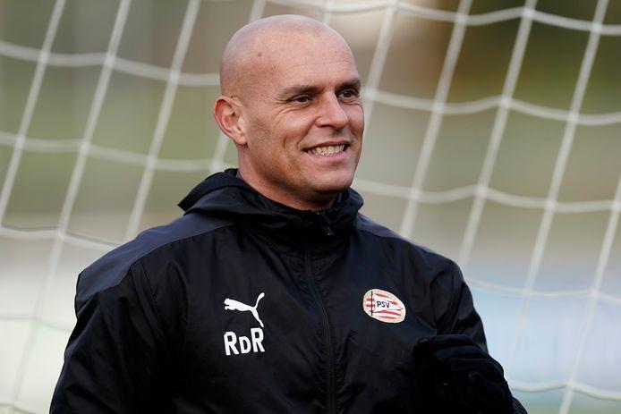 Staat interim-coach Rick de Rooij na de winterstop nog voor de groep bij PSV?