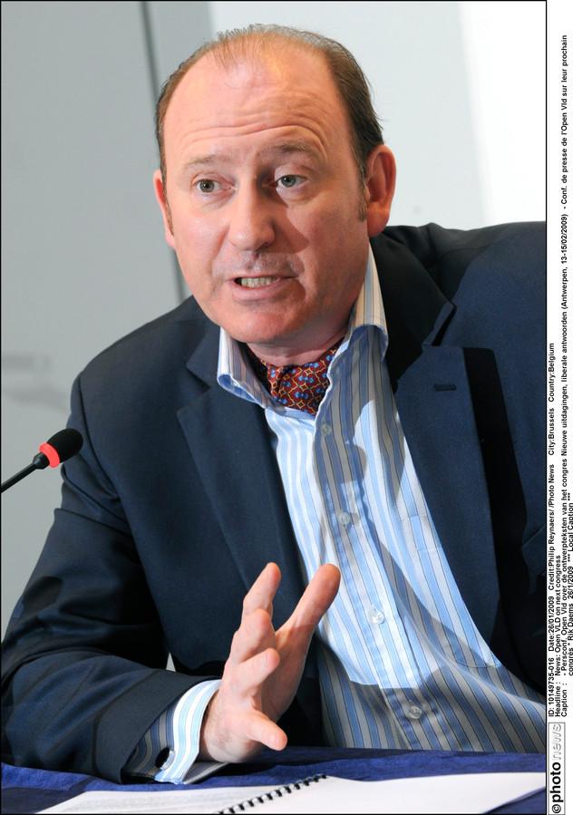 Rik Daems (Open Vld) pleitte in de Senaat voor gemeenschapsdienst.