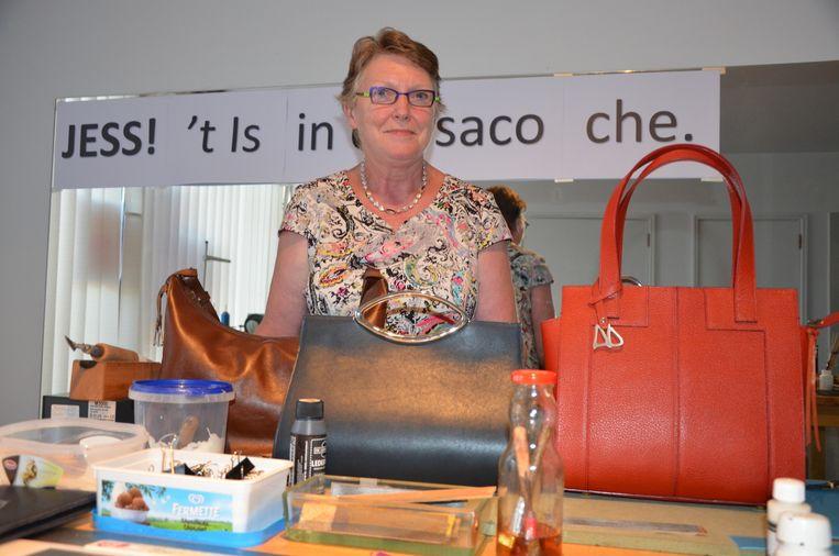 Agnes Van Damme (67) start na haar pensioen terug met werken.
