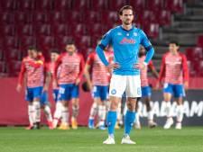 Napoli onderuit bij Granada, invaller Bogarde speelt gelijk met Hoffenheim