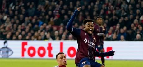 Stunt Willem II op Ajax dit keer geen toevalstreffer