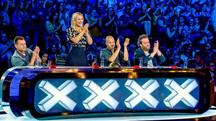 Niels Destadsbader werd tijdens de auditierondes vervangen door Jens Dendoncker