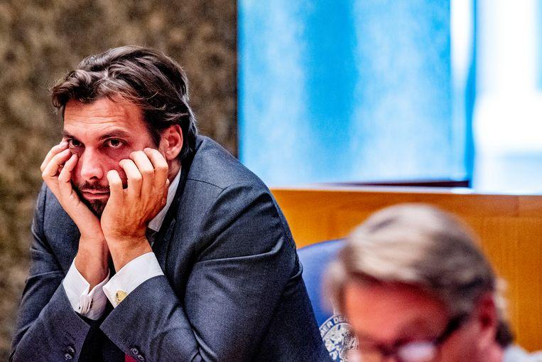 Thierry Baudet. Beeld Robin Utrecht