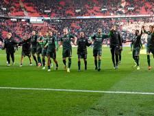 NEC neemt sportieve revanche en blijft uitstekend presteren in uitwedstrijden
