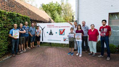 Buurtbewoners geschokt: na 7 jaar strijd tegen windmolens keurt minister plots dossier toch goed