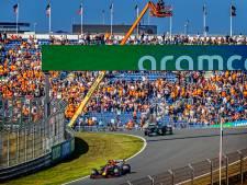 Zandvoort kleurt volop oranje op eerste racedag met veel oponthoud