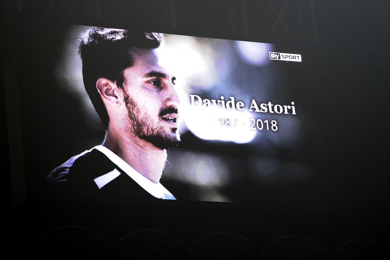 Davide Astori overleed in 2018.