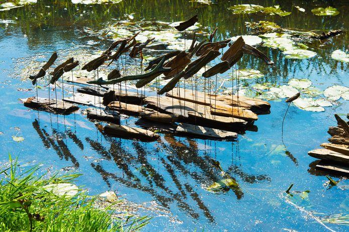 Diessen Land Art , Molenstraat 17 a