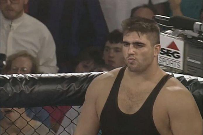 UFC-Pionier Paul Varelans