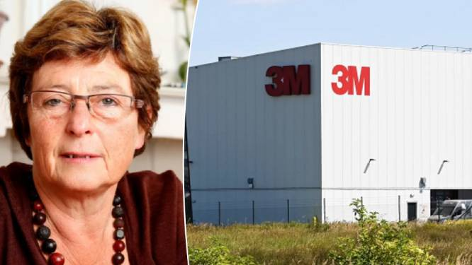 """Ook Groen wilde geld uitdelen aan 3M: """"Fabriek is milieuvriendelijk"""""""