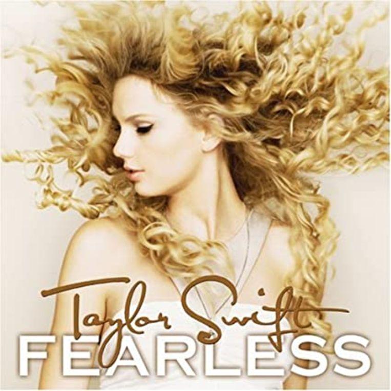 Taylor Swift nam alle songs van haar plaat 'Fearless' opnieuw op en brengt nu de plaat opnieuw uit. Beeld rv