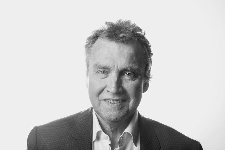 Jos Engelen,Emeritus hoogleraar experimentele natuurkunde, UvA, oud-voorzitter NWO. Beeld -