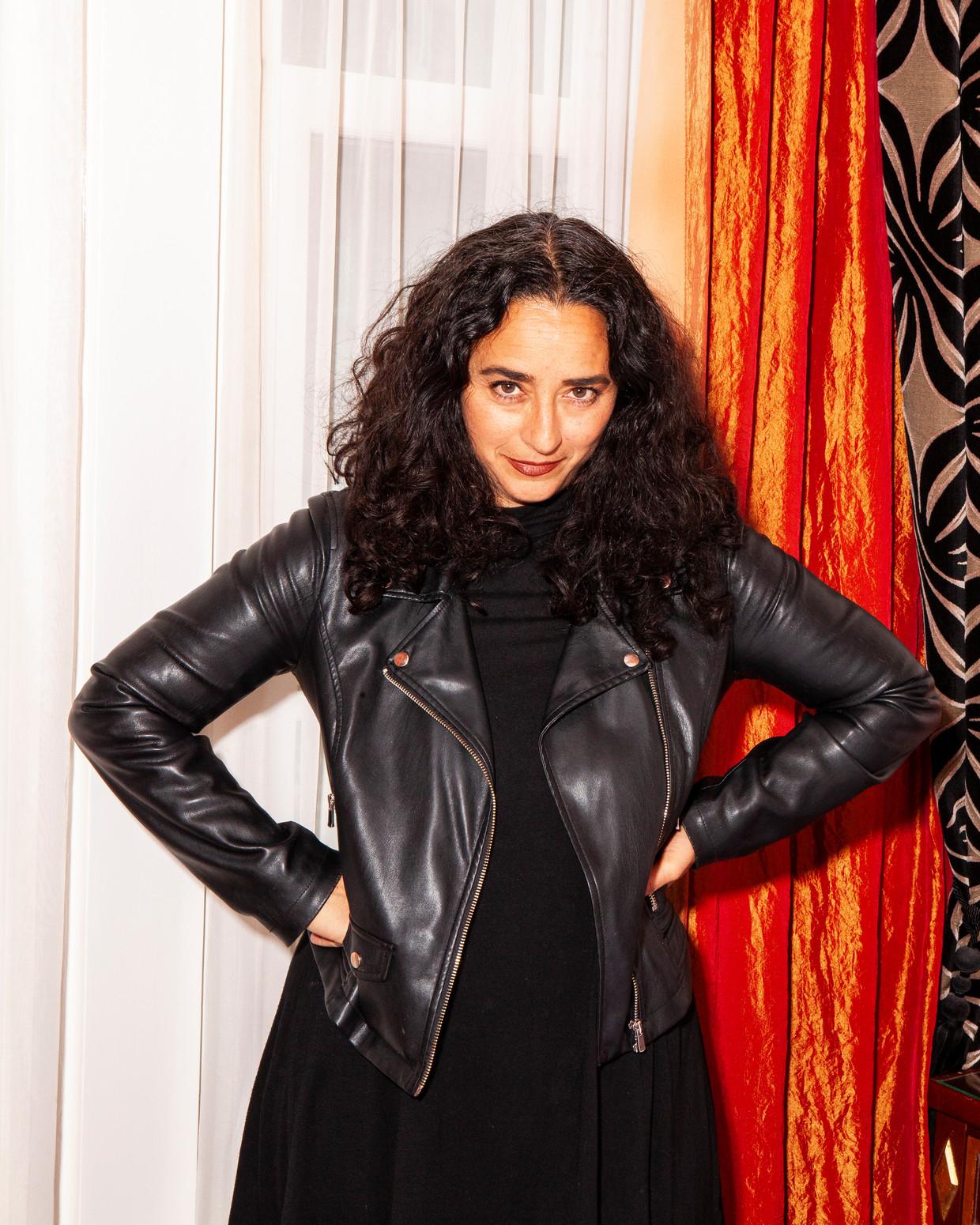Soraya Chemaly: 'Ik omarm mijn woede.'