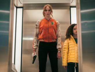 """""""Een groepje van zo'n vier vrouwen doet m'n stunts"""": actrice Karen Gillan genoot volop van opnames nieuwe actiefilm"""