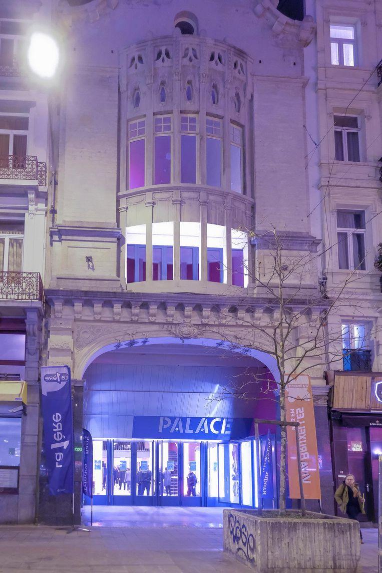 De gerenoveerde cinema is opnieuw open.