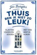 Burgers 'vijftiende boek is vormgegeven als een tegeltjeswijsheid.