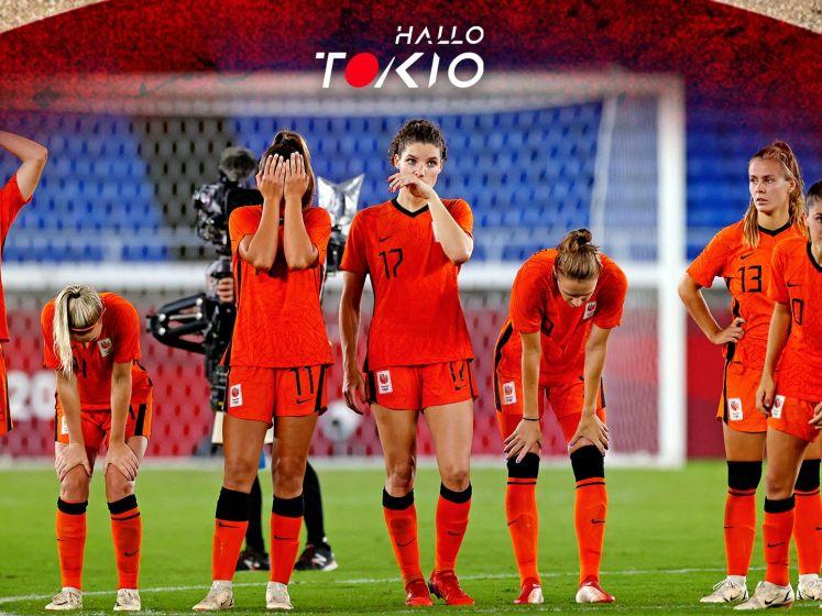 Bekijk hier het penaltydrama van de Oranjeleeuwinnen