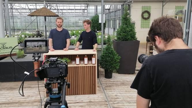 Tieltse chef bundelt de krachten met Brugse biersommelier en videograaf voor foodpairingfilmpjes