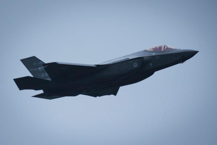 De nieuwe radar moet beter zijn in het detecteren van nieuwe vliegtuigen zoals deze JSF.