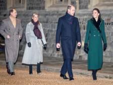 Kate et William accusés d'avoir enfreint les règles sanitaires